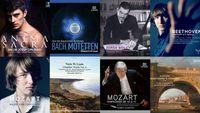 Actualité du disque : Liszt, Gade, Mozart...