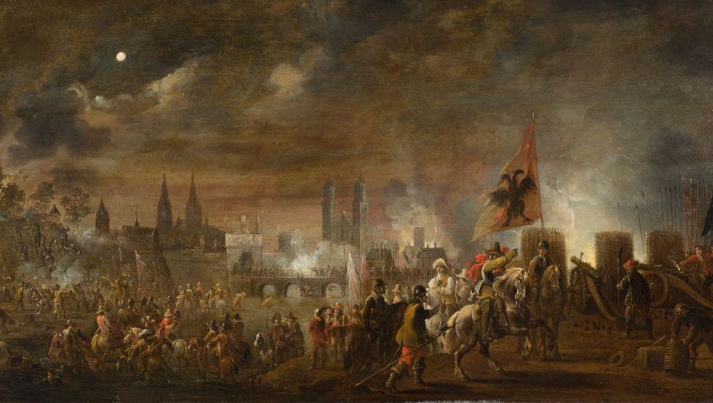 La Guerre De Trente Ans 1618 1648