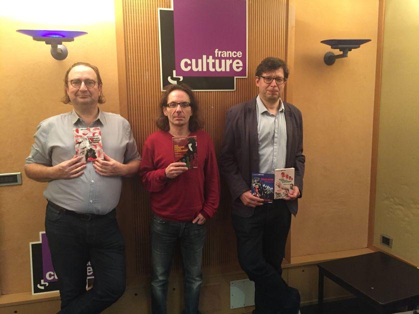 F. Angelier, JB Thoret et P. Rouyer