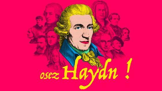 Osez Haydn se tiendra à Paris le 12 et 13 octobre