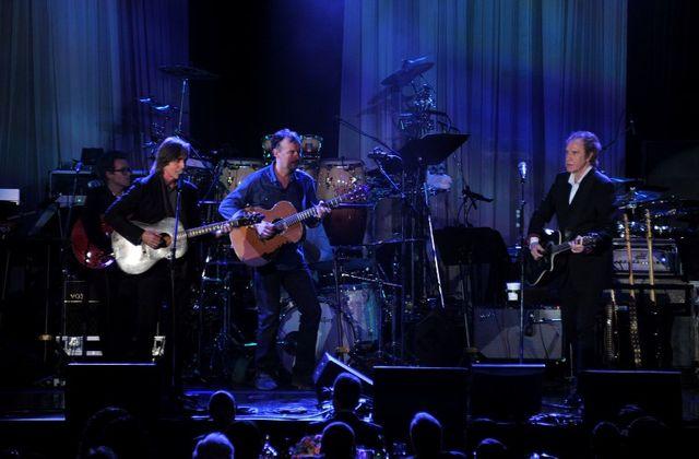 The Kinks sur scène, ici en 2012