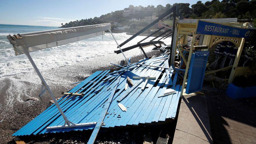 De nombreux restaurateurs ont subi d'importants dégâts