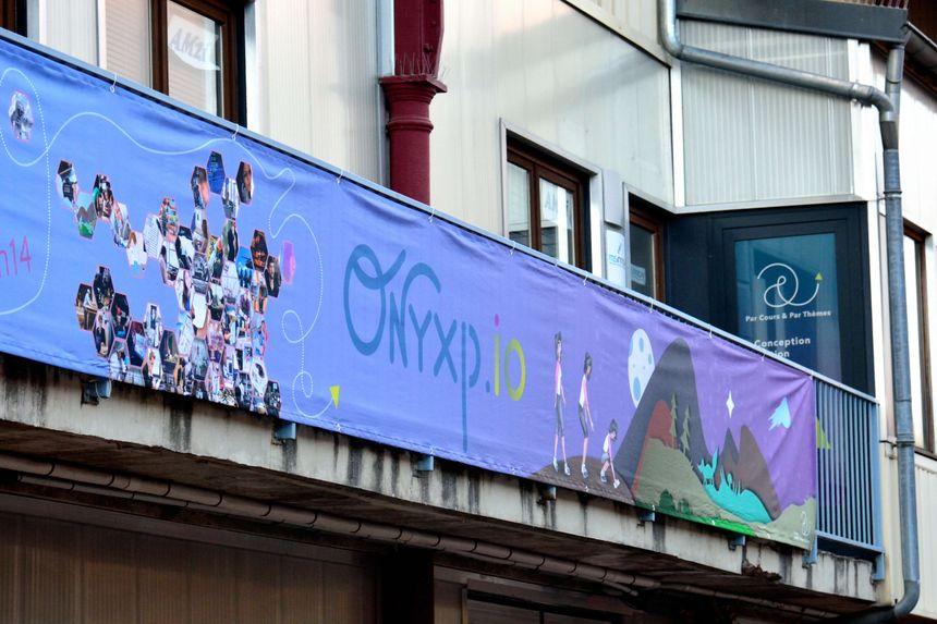 OnyXP s'affiche en grand à Belfort