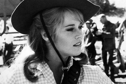 L'actrice américaine Jane Fonda