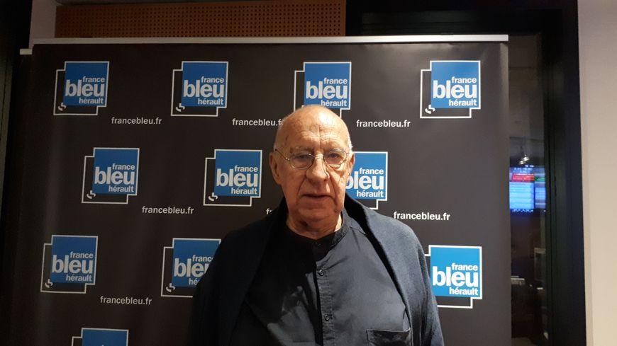 Jean-Pierre Albe, Directeur du théatre Beaux-Arts Tabard à Montpellier