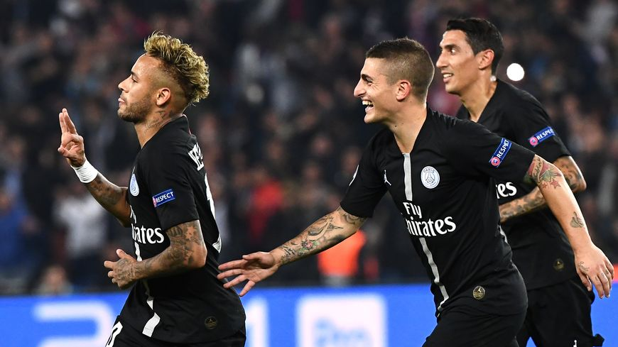 Ligue Des Champions Le Psg écrase Létoile Rouge De