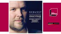 Sortie CD : Jonas Vitaud - Debussy juenes années MIR 392