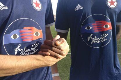 Un tournoi de foot pour la fraternité