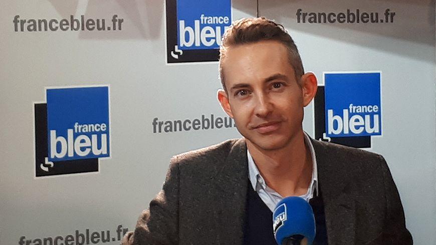 Ian Brossat, adjoint chargé du logement à la Mairie de Paris.