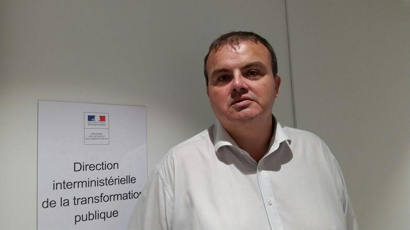 Stéphan Giraud, chargé de projet Sciences Comportementales à la DITP