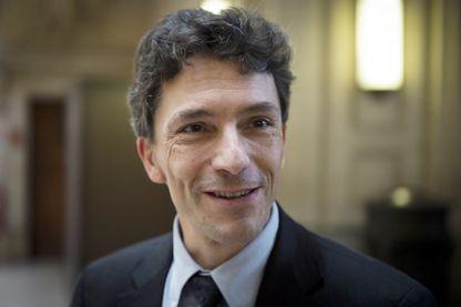 Marc Trévidic, magistrat français, spécialisé dans la lutte antiterroriste
