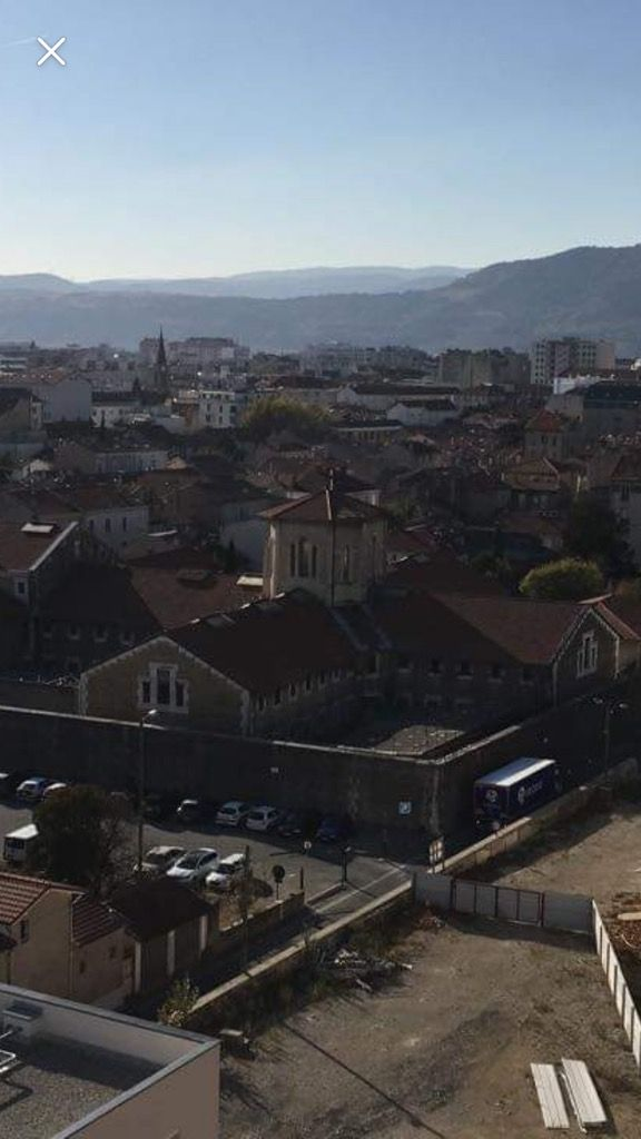 L'ancienne prison et sa rotonde vues d'en haut - Aucun(e)