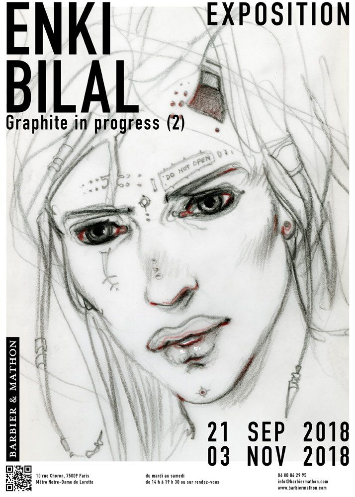 Enki Bilal