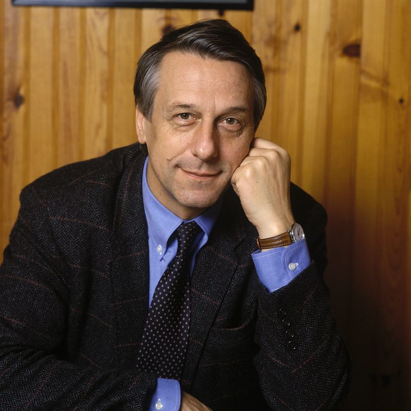 L'historien Michel Winock est spécialiste de l'histoire de la République française et des mouvements politiques et intellectuels.
