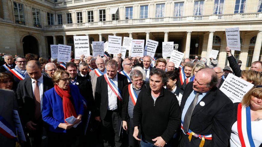 Les maires ruraux ont fait part de leurs craintes, en avril dernier, concernant la future place des communes.