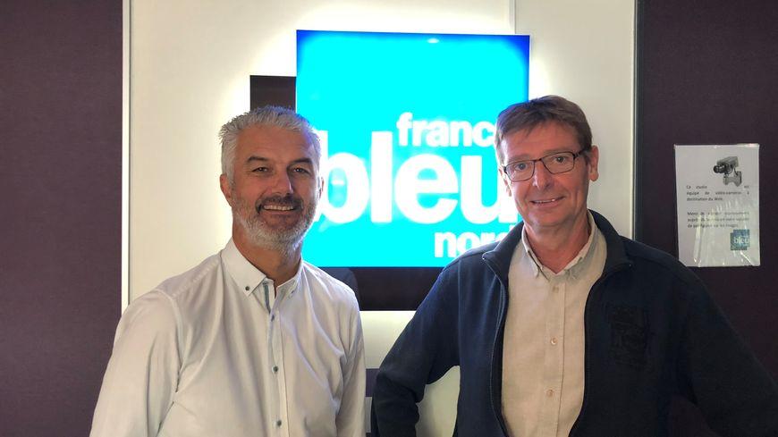 Didier Cauchy et Didier Lieven
