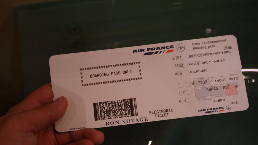 Sur Flexfly, vous pouvez désormais vous débarrasser de vos billets d'avion sans perdre trop d'argent.