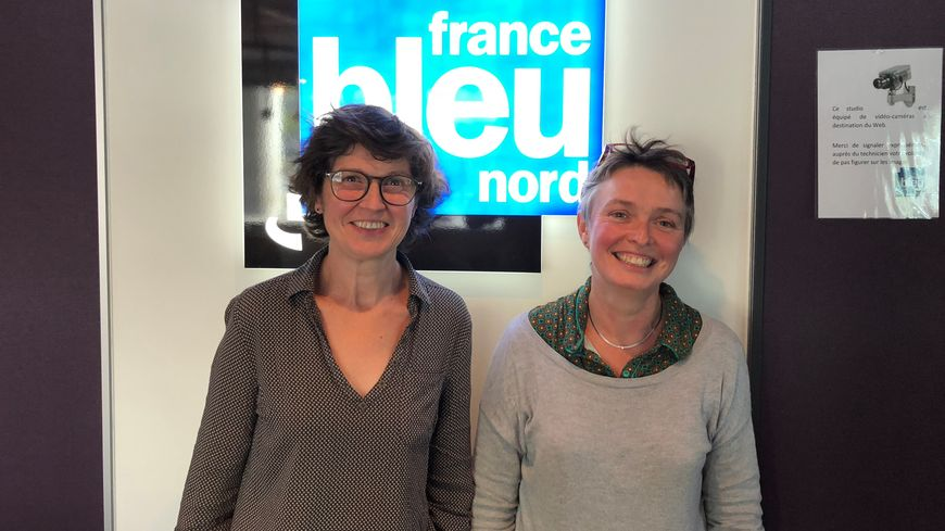 Stéphanie Fontaine et Anne Lescieux