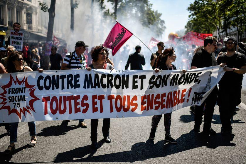En juin dernier, seulement 2 900 personnes se sont rassemblées pour manifester à Paris, selon la préfecture de police. La CGT n'a pas souhaité donner de chiffre.