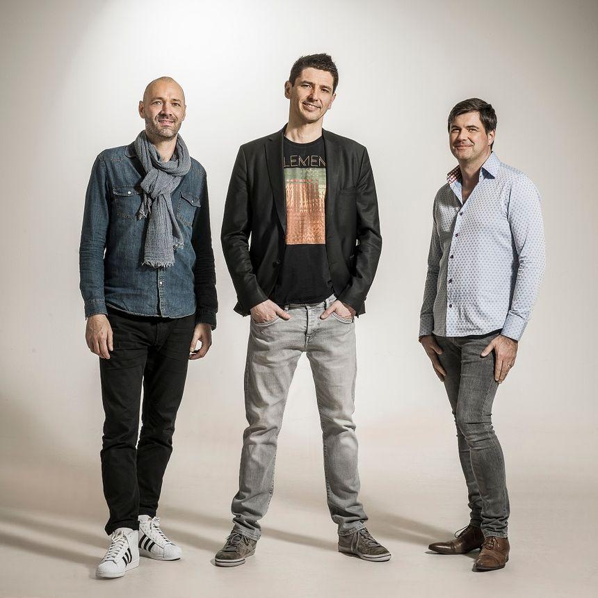 Matthieu Zirn, Grégory Ott, Gautier Laurent