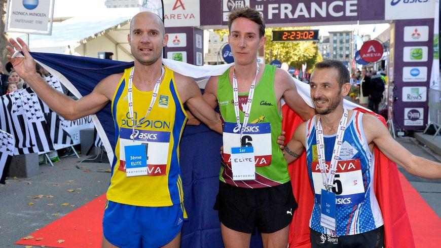 Sur le Marathon vert en 2015