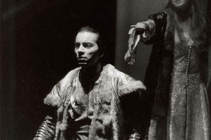 """""""Mithridate"""", 1996, Eric Génovèse et Claude Mathieu"""
