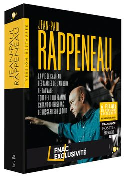 Coffret DVD & Blu-Ray Jean-Paul Rappeneau