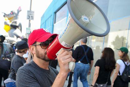 C'est le retour des grèves aux Etats-Unis