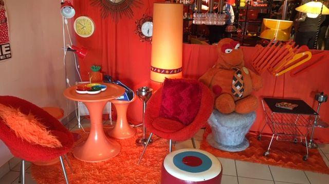 La salon Pin-up et vintage avait lieu les 20 et 21 octobre à Beaumes-les-Dames