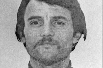 Portrait daté de 1978 de François Besse, proche du gangster Jacques Mesrin