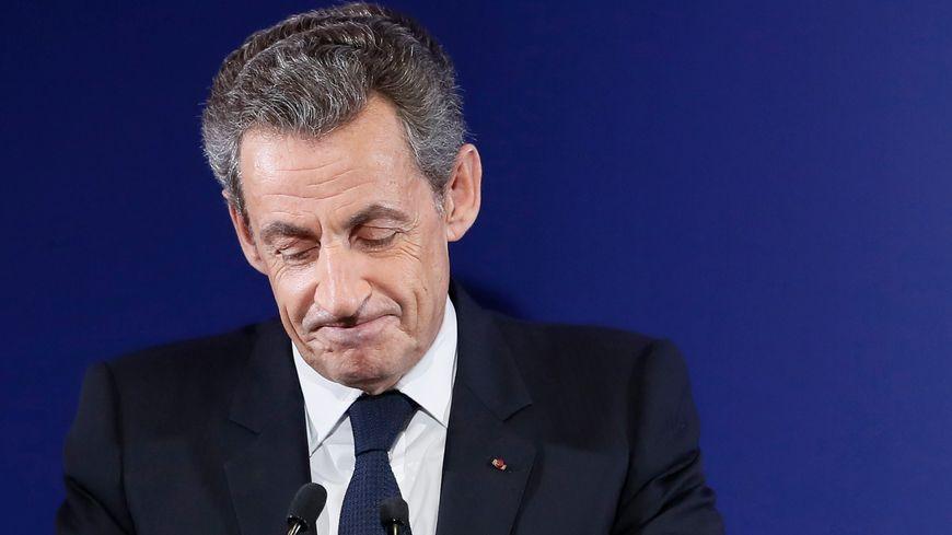Nicolas Sarkozy en 2018.