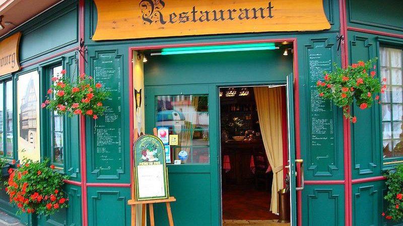 Restaurant Au Strasbourg