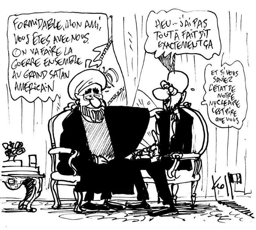 Kroll / Cartooning for Peace