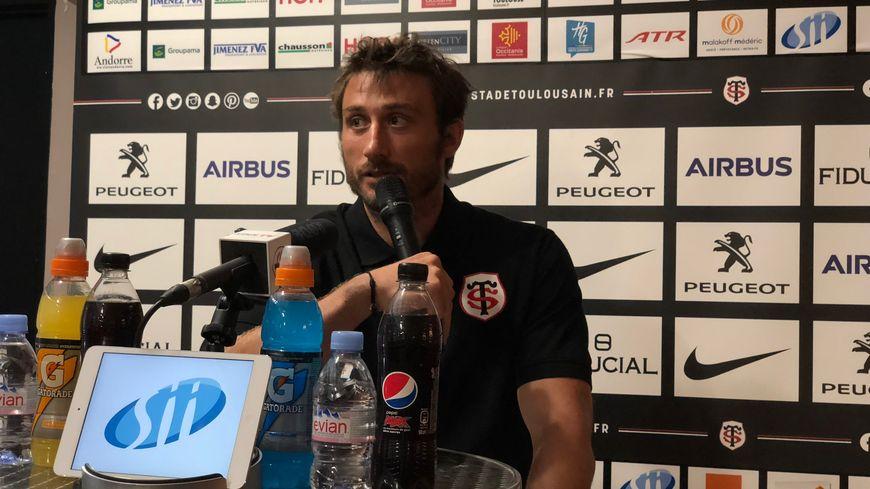 Maxime Médard enchaîne les performances cet automne. Le Stade Toulousain n'a donc pas attendu
