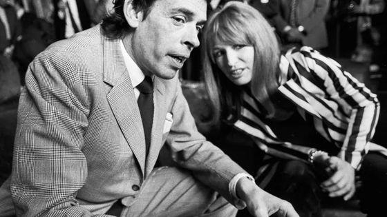 Jacques Brel à Baarn, Pays Bas (1972)