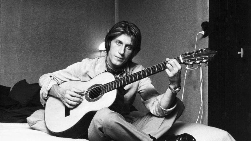 Jacques Dutronc le 17 septembre 1969.
