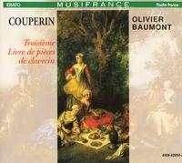 Pièces de clavecin de François Couperin par Olivier Baumont