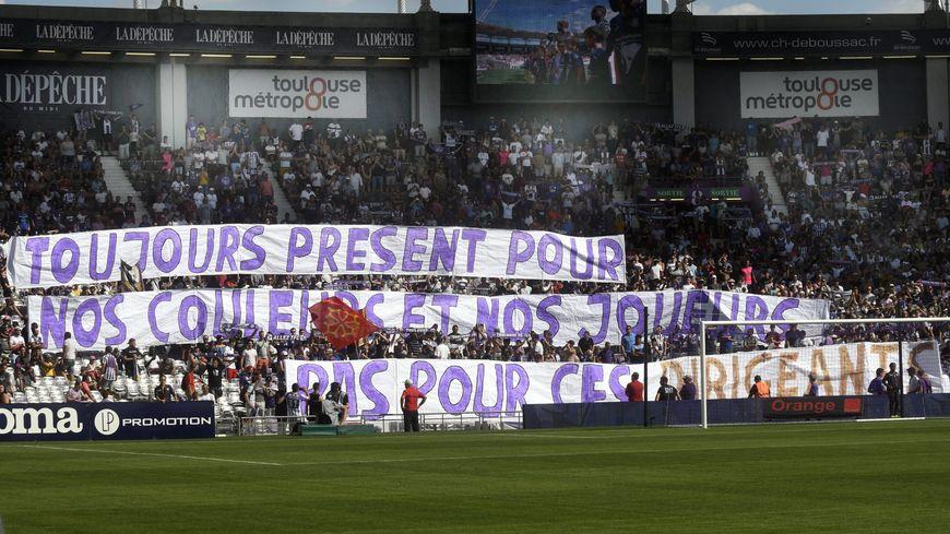 Après une embellie en début de saison, la relation entre les supporteurs et la direction du club est redevenue glaciale
