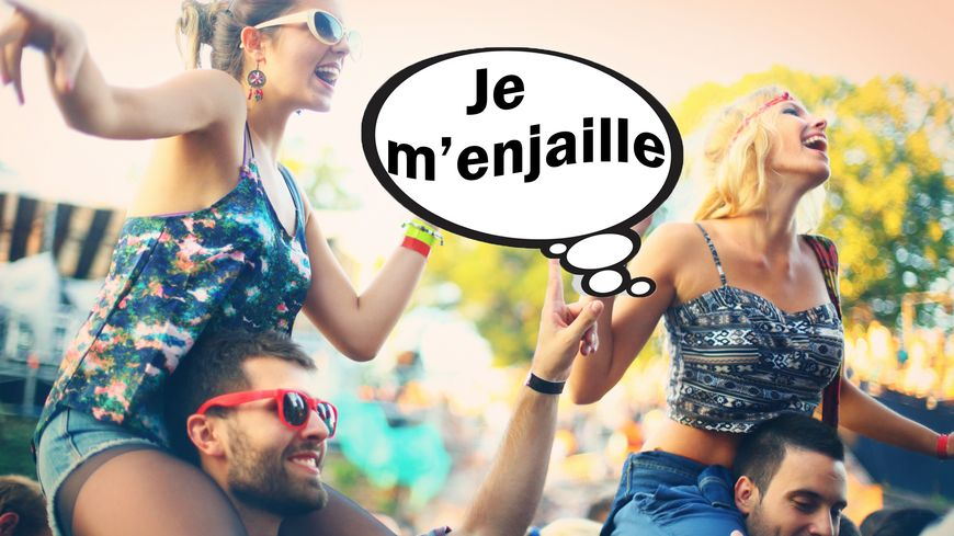 "La signification du verbe ""enjailler"" dans le Dico des ados"