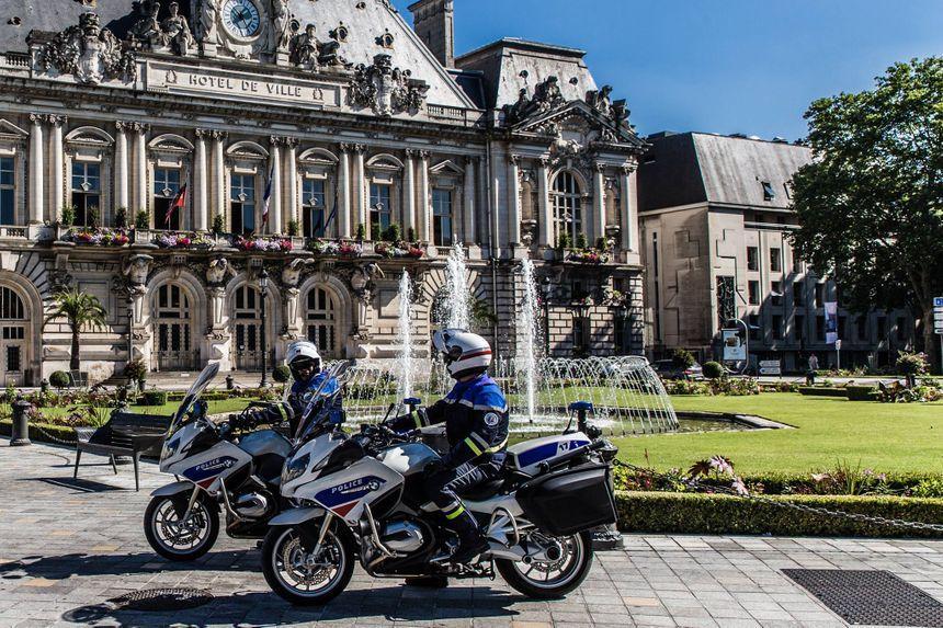 Les motards de la Police seront présents  lors des Rencontres de la Sécurité  - Aucun(e)