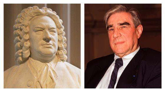 Bach et Jean Malaurie