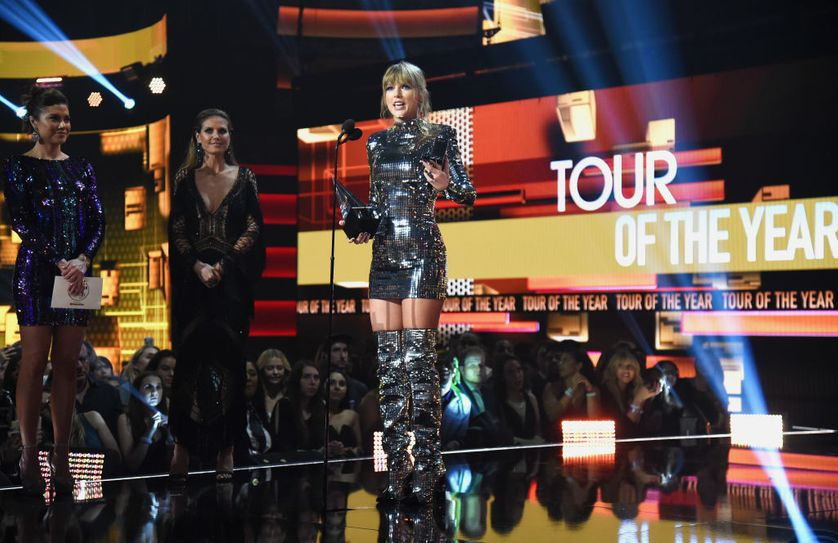 Taylor Swift aux American Music Awards 2018