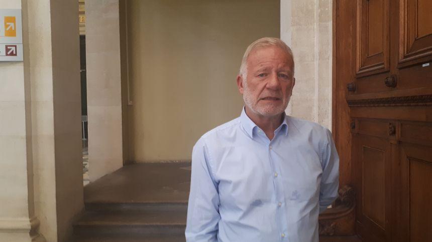 Me Édouard Martial, avocat de Wlodizimiers Janczyszyn, dit «Vlad»