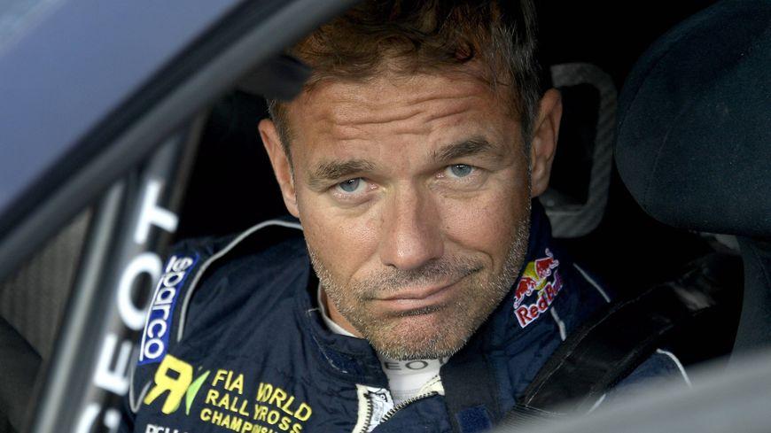 Sébastien Loeb était engagé avec Peugeot en Rallycross.