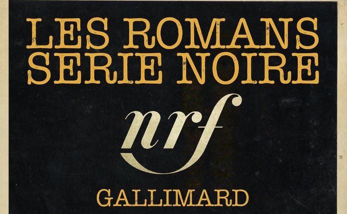 Les romans série noire, Gallimard