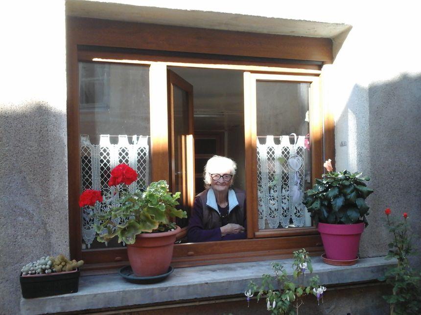 Raymonde Carroué : une fenêtre ouverte sur l'évolution de son village
