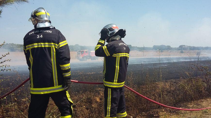 Le risque d'incendie est encore très élévé sur l'Hérault