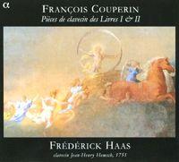 Pièces de clavecin de François Couperin par Frédérick Haas