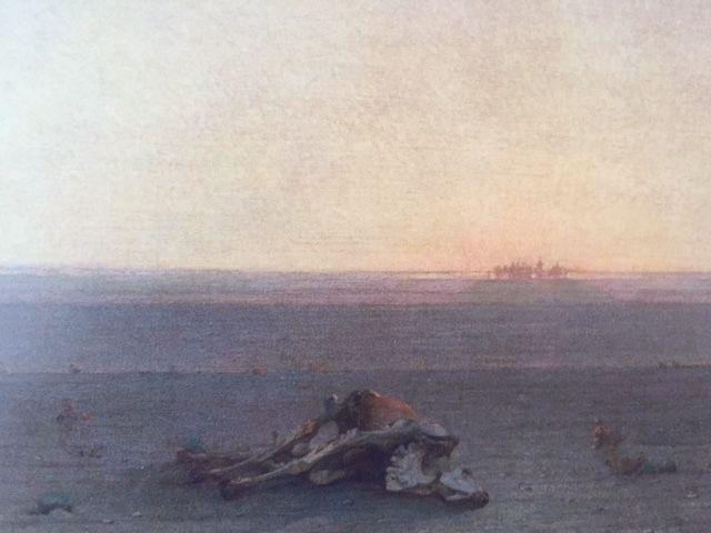 """"""" Le Sahara dit le Désert """" (1867)"""