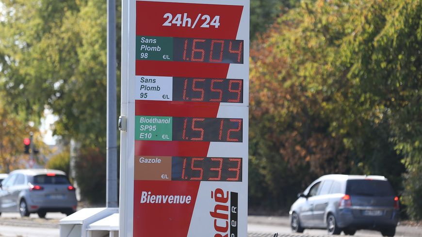 Le prix du carburant flambe depuis plusieurs semaines
